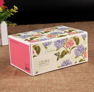 Престижная горячее тиснение бумажника упаковочной коробки картонных бумаги подарочной коробки для бумажников, Beaut волоса подарок парика упаковочной коробки обычая --- PX0278
