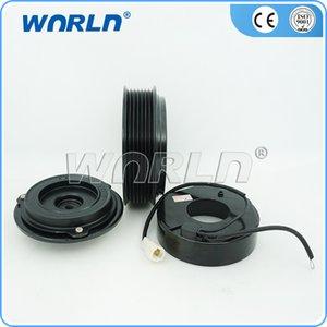 12V Auto AC Compressor Clutch 10S17C 7PK для MITSUBISHI PAJERO V73 2005 MR513348