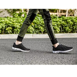 with free socks new luxury fashion black men casual shoes Designer sports sneaker outdoor Breathable Jogging running shoes 36-46
