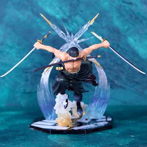 17cm anime japonais One Piece Zoro Roronoa Prisonnier Ver. figure jouets modèle Décoration d'action PVC Figure jouets roronoa cadeau