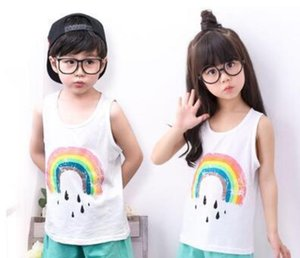Big Kids girls autumn Clothing sets New Pattern Korean Leisure Time Printing In Children Suit Set Clothes
