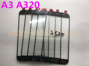 NEW Original Replacement For Samsung Galaxy A3 2017 A320 A320F LCD Front Touch Screen Outer Glass Lens
