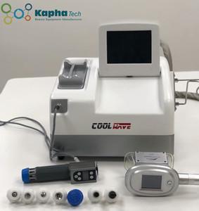 Multifuncional fresco Forma Vacuum Loss Acústico shokc Aceno Celulite Membrane Magro Freezer peso Cryolipolysis crioterapia máquina