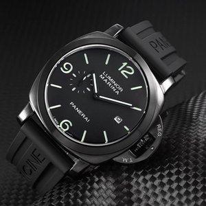 Yüksek Kaliteli Lüks Erkek Spor Saatler Tasarımcı Kuvars Askeri İzle Siyah Silikon Kayış Erkek Saat Sıcak Öğeler reloj de pulsera