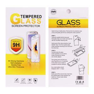 Para la pantalla del Samsung Galaxy Galaxy A10S A20S A50S A70S vidrio templado protector de la película con el empaquetado al por menor