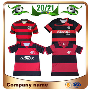 2008/2009 Flamengo retro versión de fútbol Jersey 1982 1988 2010 Flamengo Inicio ADRIANO josiel WILLIAMS EMERSON Kléberson camiseta de fútbol Uniforme