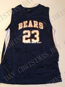barato costume Cal Golden Bears Basketball Jersey costurado Personalizar qualquer nome número HOMENS MULHERES JOVENS XS-5XL