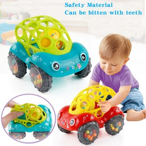 Colorful Baby Educational Toys Rattles Car Mobile For Newborns Baby Cribs Children Boys Girls No-toxic Hand Bells a Stroller
