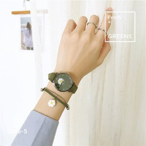 Watch Women Ins Style Simple Temperament College Style Junior and Senior High School Students Retro Mori Girls All-match Korean Style Small