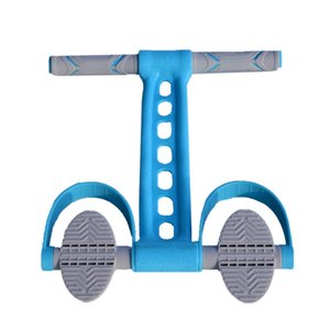 Silicone Pedal Puller Yoga Stretcher Pedal Puller Fitness Elastic Rope Yoga Belts Fitness Equipment Hand Grippers