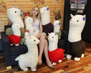 Lama Arpakasso Kuscheltier 28cm Alpaka Plüschtiere Kawaii Cute for Kids Weihnachtsgeschenk 6 Farben