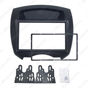 Car Stereo 2DIN CD DVD Radio fascia Cadre Adaptateur Kits pour BYD 2008-2011 Panel Dashboard F0 # 2679