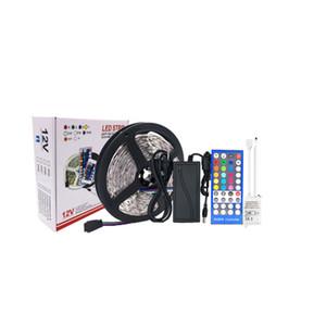 ضوء LED قطاع 5050 SMD RGBW RGBWW ادى ضوء 5M 60LEDS م النيون المرنة الشريط غير مقاوم للماء LED مصباح قطاع TV الخلفية