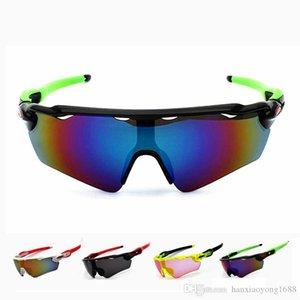 Унисекс Велоспорт Солнцезащитные очки Открытый Sprot Езда на велосипеде MTB Горные велосипедные очки Мотоцикл Рыба Солнцезащитные очки Велоспорт Eye спортивные солнцезащитные очки