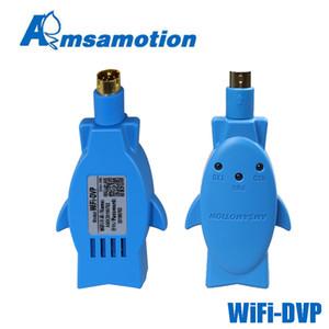 WIFI sem fio Programação adaptador adequado Delta DVP Série PLC Substituir USBACAB230 Cabo de Comunicação MD8 Pin Para RS232