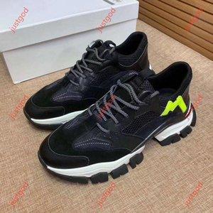 Moncler shoes sapatas do desenhista hococal homens TREVOR reflexivo sapatos masculinos 3M sapatos casuais designer de alta qualidade tênis tamanho 38-46 várias cores