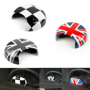 Areyourshop Araba Union Jack UK Bayrak Damalı Takometre Paneli Kapak Fit For MİNİ COOPER R56 R58 R60 Araba Oto Aksesuarları