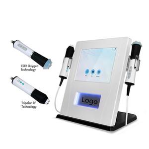 1 히드라 얼굴 기계 산소 이산화탄소 버블 정밀 청소 RF 아름다움 기계에서 산소 버블이