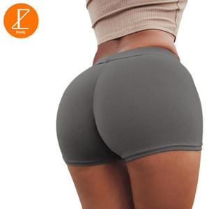 Ezsskj Sexy Yoga Shorts Compression Corto Patchwork Laufhose Gym Frauen Sport Für Workout Sport Fitness Leggings