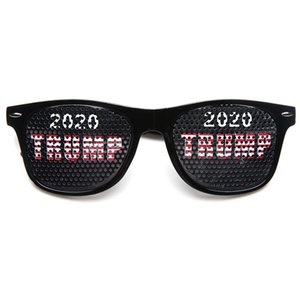 Trump Sunglasses Donald Trump 2020 presidente americano Eleição Arroz prego Sunglasses Plastic Sports Sunglasses o favor de partido LJJO7930