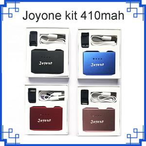 Kit Joyone autentico con Vape Pen Battery 410mAh Mod e Pod Cartridge Caricabatterie USB Kit DHL Free 0268111