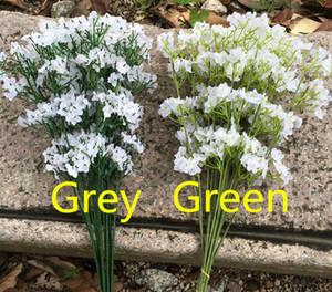 Gypsophila Yapay Sahte İpek Çiçek Bebeğin nefes Bitki Ev Düğün Ev Dekorasyon Gelin Buketi 38CM