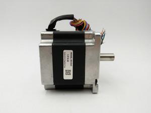 새로운 리드 샤인 2 상 하이브리드 스테퍼 모터 86HS45 NEMA 34에는 8 개의 모터 리드 / 전류 / 위상 6A / 홀딩 토크 4.5N CNC 모터