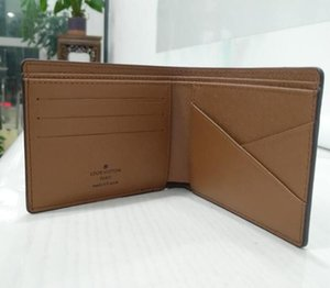 New Arrival PU Leather Wallets For Mens Bifold Money Purse High Quality Cluch Wallet For Man