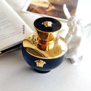La nueva fragancia fragancia del perfume Poseidón para las mujeres sigue siendo fuerte y atractiva 100ml, envío libre