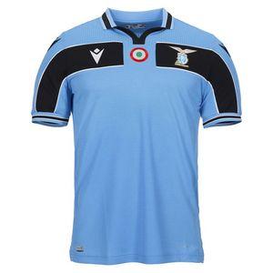 """Лацио"" 2020 120-летний юбилей футбол Джерси футбол рубашки Camisetas футбол рубашка комплект Майо 120 Анни розовой комплектов"