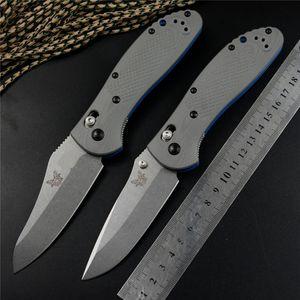 OEM BM550 BenchMade Открытый выживающий складной нож оси ручной открытый GriPtilian CPM-20CV Blade G10 ручка бабочка EDC ножи