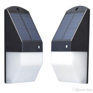 Outdoor Solar Lamp Waterproof PIR Motion Sensor Wall Light 25 LED Solar Power Light Energy Saving Garden Security Lamp