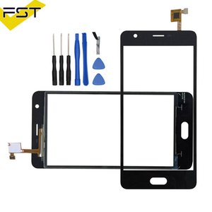 Wholesale Price Touch Screen Digitizer For Doogee X20 Touch Screen Digitizer Front Glass Panel Sensor No LCD