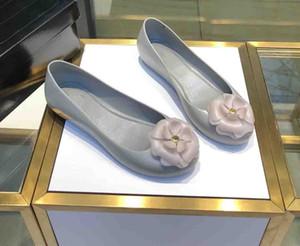 2019 neue mode frauen designer xiang xiang einzigen schuh gelee schuhe weiches gedächtnis eva hohe elastische schaum einlegesohlen größe 35-39 ck10