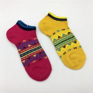20SS Fashion Summer Mens Women Design Solid Color Short Sock Cutton Blend Comfortable Teenagers Socks Active Socks Mens Underwear