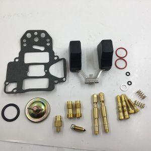 40 42 45 DCOE Carburetor Carb Rebuild Repair Tune Up Kit W Float FOR weber EMPI