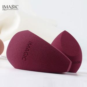 IMAGIC Make-up Foundation Schwamm Make-up Kosmetik Puff Puder Smooth Beauty Kosmetik Make-up Schwamm Puff