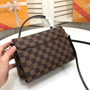 louis vuitton Lv 2020 Les femmes de sacs à main designer womens sac rabat sac à main en cuir sacs à main de luxe concepteur sacs à main portefeuille épaule sacs à dos 25x17x9cm
