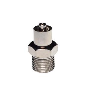 M12 locking head luer lock adapter screw endoptional for automatic dispensing valve