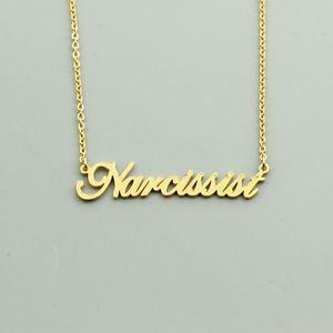 Gewohnheit irgendeine Font Name Halskette personalisierte Handgemachte Anpassen Baby Boys Name Charme-Schmucksachen mit Geschenk-Box