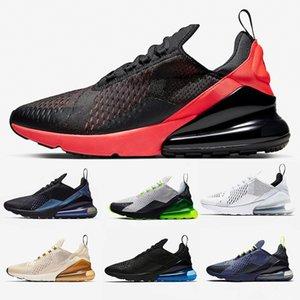 Designer Jordan Retro 270 tênis para Mens Womens 270S Triplo Branco preto produzido Regency roxo Seja verdadeiros Mulheres Sports sapatilhas Eur 36-45