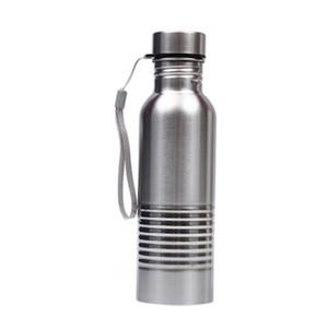 Нержавеющая сталь Предотвращение утечки Бутылка Водонепроницаемый Держите теплую чашку портативный с Rope дома и автомобиля Использование функции мультимиллионера 10yzH1