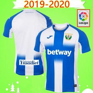 2019 2020 Leganes Fußball Trikot CD Spanien Fußball Trikot J. SILVA ROLAN DANI OJEDA CARRILLO EL ZHAR Heimtrikot blau weiß