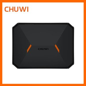 sistema 10 operacional Chuwi Herobox Chegada NOVA Mini PC Intel Gemini-Lake N4100 Quad Core LPDDR4 8GB 180G SSD do Windows