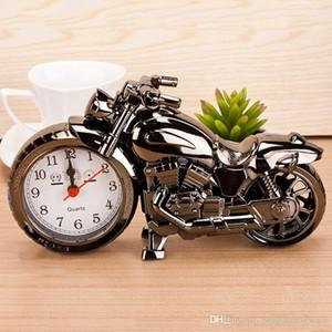 오토바이 모델 알람 시계 오토바이 알람 시계 홈 장식 알람 시계 슈퍼 쿨 휴일 크리 에이 티브 레트로 선물 장식 BC BH0730