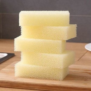 US Artificial Loofah Luffa Loofa Non stick Oil Cleaning Scrub Sponge With Good Detergency For Kitchen Dishes Bathroom bde2010 EJkdW