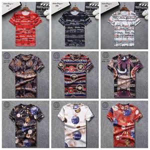 2019ss verão rua desgaste moda italiano 3 d homens de impressão de alta qualidade com suave algodão de seda camiseta casuais mulheres tee t-shirt m-3xl 29