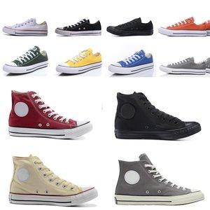 дизайнер 2020 обувь Chaussures всех кроссовокConversesХолстзвезды Plataforma звезды Тейлор Свифт белый черный кроссовок 2020