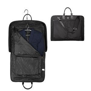 Men Suit Cover Bag DustProof Water Repellent Dress Suit Carrier Tote Ceremonial and Funerary Garment Bag Travel Bags