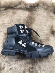 FlashTrek alta-top Sapatos Mens Casual tornozelo Sapatinho Caminhadas Militar Bota Outdoor Womens Chunky Martin Botas Sneaker A02